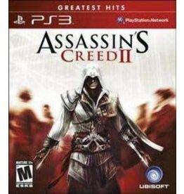 Playstation 3 Assassin's Creed II (Greatest Hits, CiB)