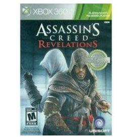 Xbox 360 Assassin's Creed Revelations (Platinum Hits, CiB)