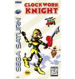 Sega Saturn Clockwork Knight (CiB)