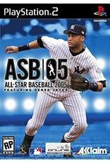 Playstation 2 All-Star Baseball 2005 (CiB)