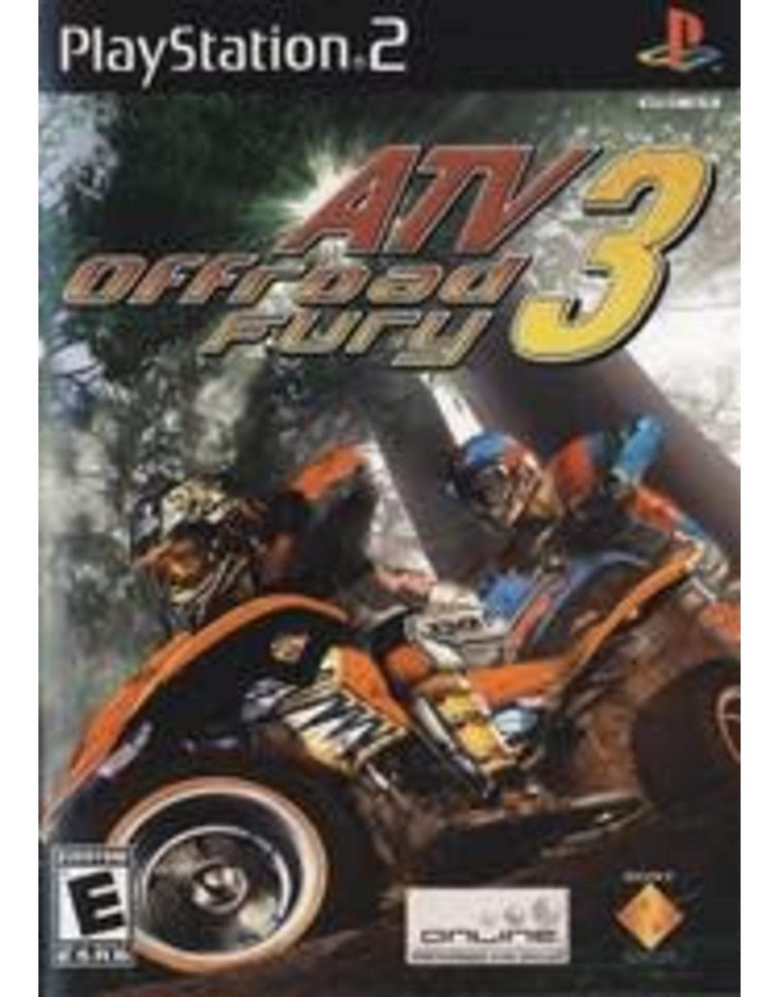 Playstation 2 ATV Offroad Fury 3 (CiB)