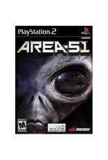 Playstation 2 Area 51 (CiB)