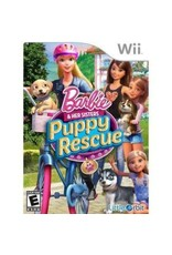 Wii Barbie and Her Sisters: Puppy Rescue (CiB)