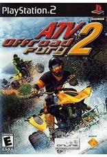 Playstation 2 ATV Offroad Fury 2 (No Manual)