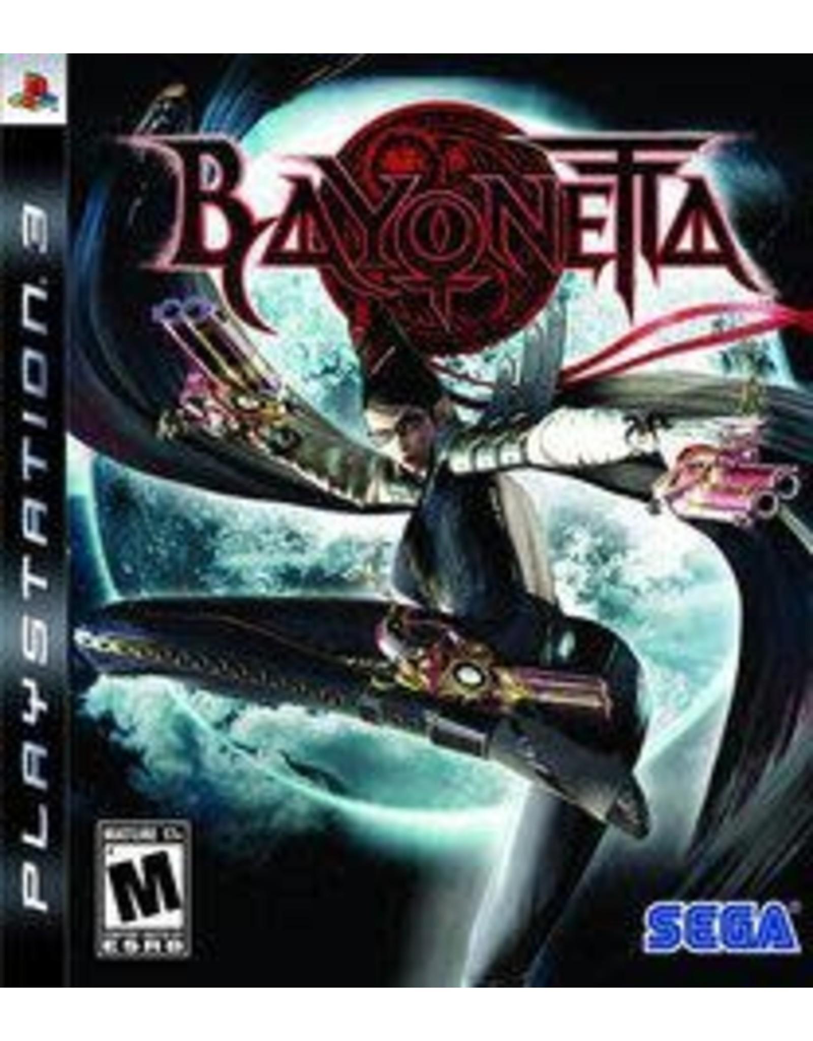 Playstation 3 Bayonetta (CiB)