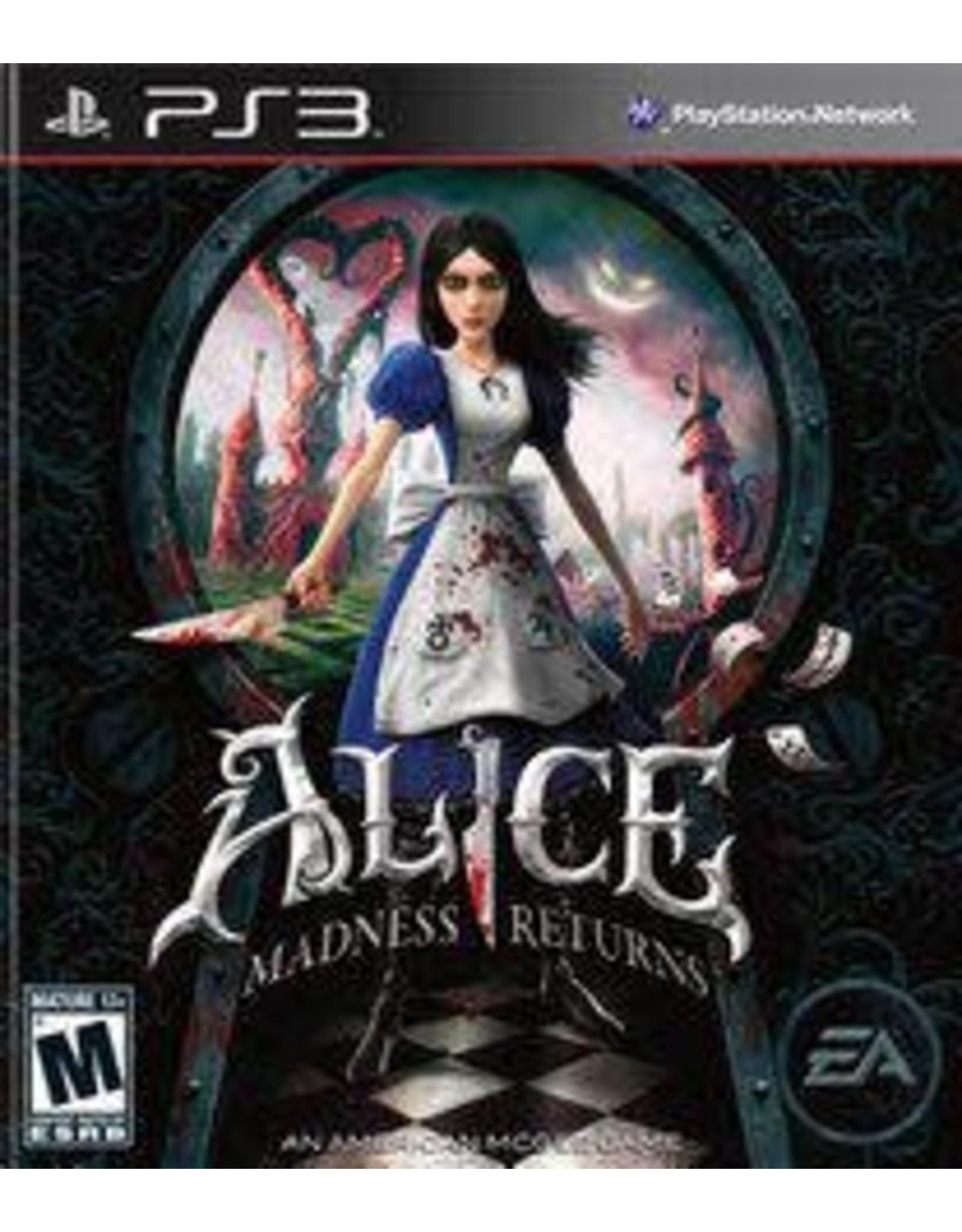 Playstation 3 Alice: Madness Returns (CiB)