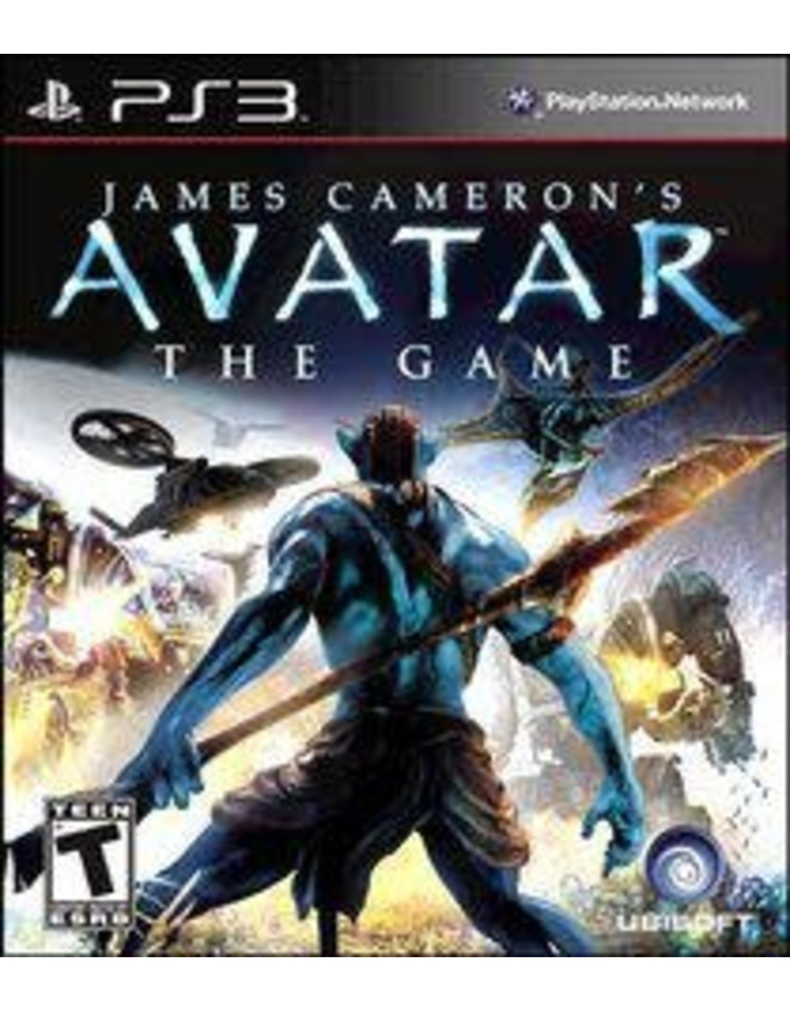 Playstation 3 Avatar: The Game (CiB)