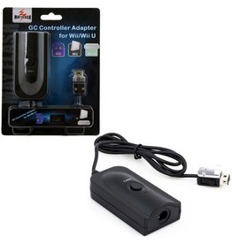 Wii Gamecube Adaptor (Wii. Wii U, Mayflash)