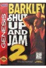 Sega Genesis Barkley Shut-up and Jam 2 (CiB)