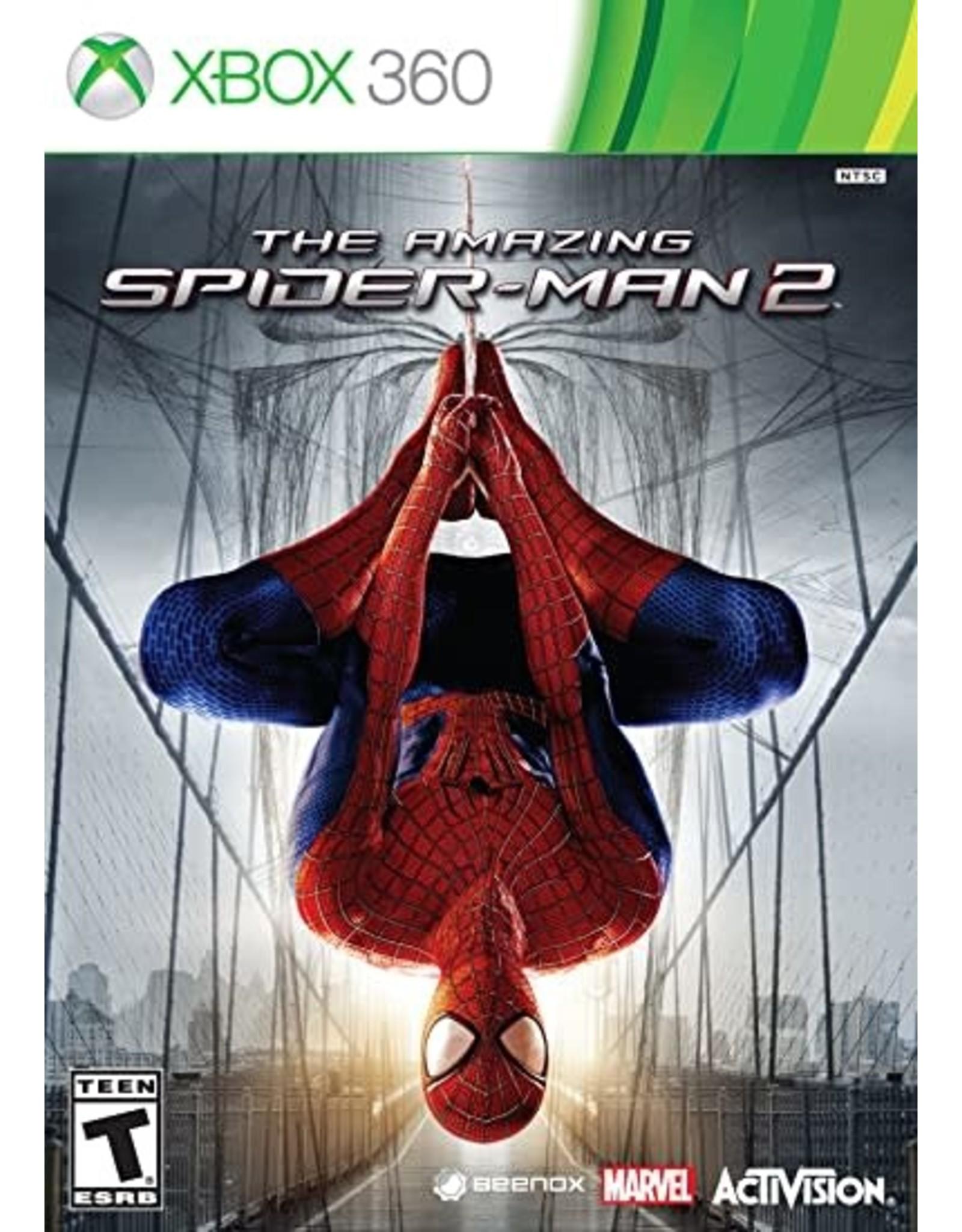 Xbox 360 Amazing Spider-Man 2 (No Manual)
