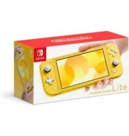 Nintendo Switch Nintendo Switch Lite Yellow (CiB)
