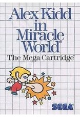 Sega Master System Alex Kidd in Miracle World (Boxed, No Manual)