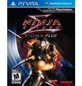 Playstation Vita Ninja Gaiden Sigma Plus (Cart Only)