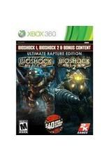 Xbox 360 Bioshock Ultimate Rapture Edition (CiB)