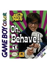 GameBoy Color Austin Powers Oh Behave (Cart Only)