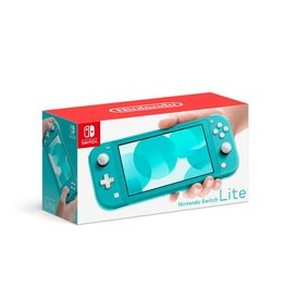 Nintendo Switch Nintendo Switch Lite (Teal, Console Only)