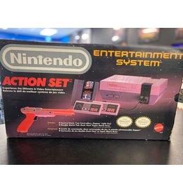 NES Nintendo NES Action Set Console (No Paperwork, Worn Box)