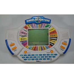 tiger Electronics Tiger Electronics Wheel of Fortune Deluxe (Used, Includes Manual)