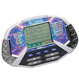 tiger Electronics Tiger Electronics Who Wants To Be A Millionaire (Used, Inlcudes Manual)