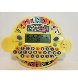 tiger Electronics Tiger Electronics Wheel of Fortune Jr. (Used, Includes Manual)