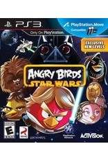 Playstation 3 Angry Birds Star Wars (CiB)