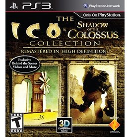 Playstation 3 Ico & Shadow of the Colossus Collection (Sealed)