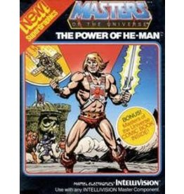 Intellivision Masters of the Universe The Power of He-Man (CiB, Damaged Box)