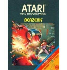 Atari 2600 Berzerk (Boxed, No Manual, No Comic)