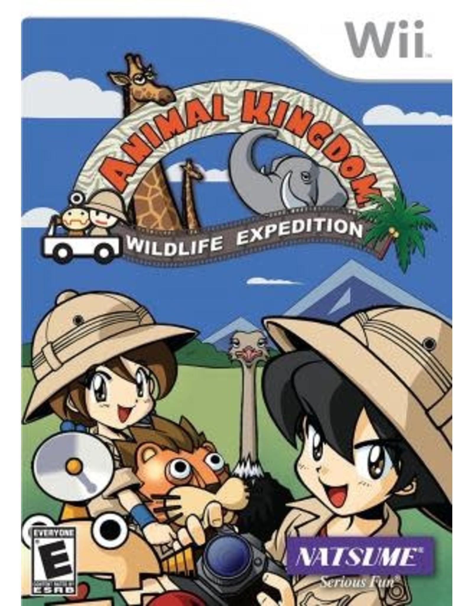 Wii Animal Kingdom: Wildlife Expedition (CiB)