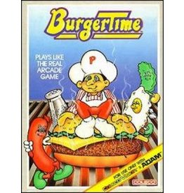Colecovision Burgertime (Cart Only)