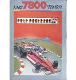 Atari 7800 Pole Position II (Cart Only, Damaged Label)