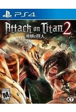 Playstation 4 Attack on Titan 2 (Used)