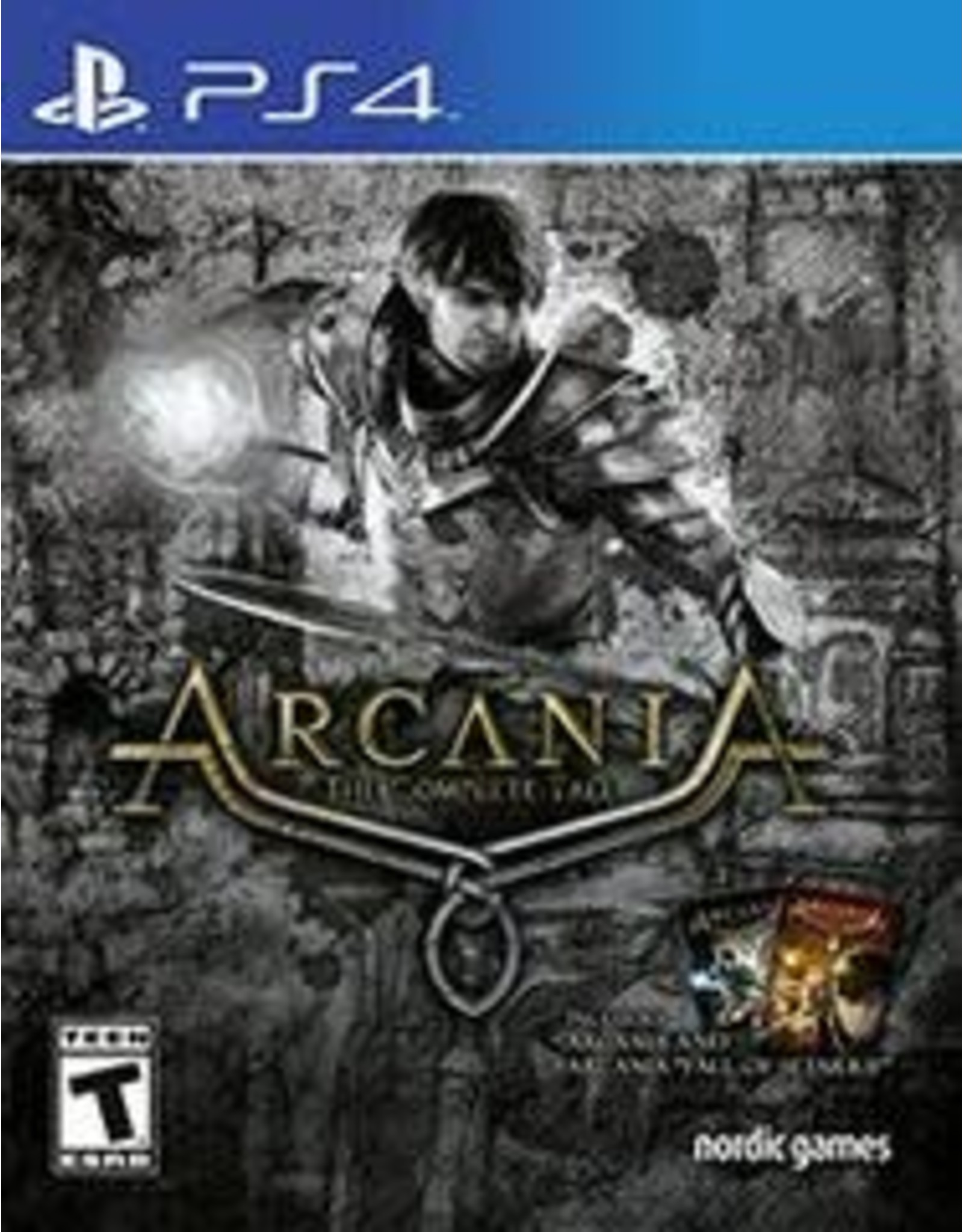 Playstation 4 Arcania: The Complete Tale (Used)