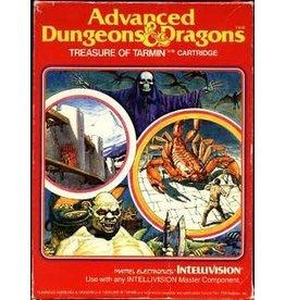 Intellivision Advanced Dungeons & Dragons: Treasure of Tarmin (CiB, Damaged Box)