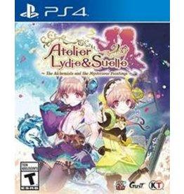 Playstation 4 Atelier Lydie & Suelle (Used)