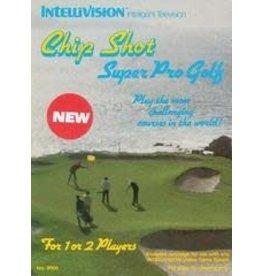 Intellivision Chip Shot Super Pro Golf (CIB, Rough Box)