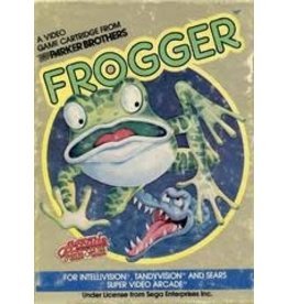 Intellivision Frogger (Cart Only)