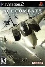 Playstation 2 Ace Combat 5 Unsung War (CiB)
