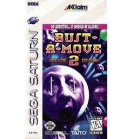Sega Saturn Bust-a-Move 2 Arcade Edition (CiB)