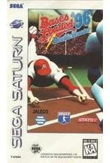 Sega Saturn Bases Loaded 96 Double Header (CiB)