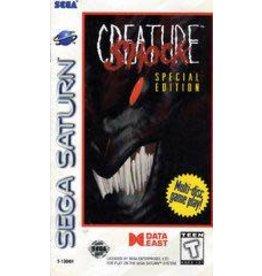 Sega Saturn Creature Shock Special Edition (CiB, Cracked Case)