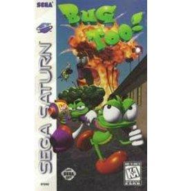 Sega Saturn Bug Too! (CiB)