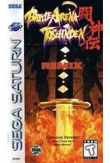 Sega Saturn Battle Arena Toshinden Remix (CiB, Cracked Case)