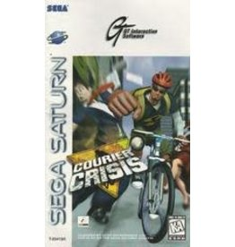 Sega Saturn Courier Crisis (CiB)