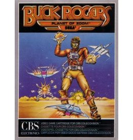 Colecovision Buck Rogers Planet of Zoom (Cart Only)
