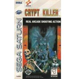 Sega Saturn Crypt Killer (CiB, Damaged Case)