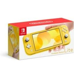 Nintendo Switch Nintendo Switch Lite Yellow (Console Only)