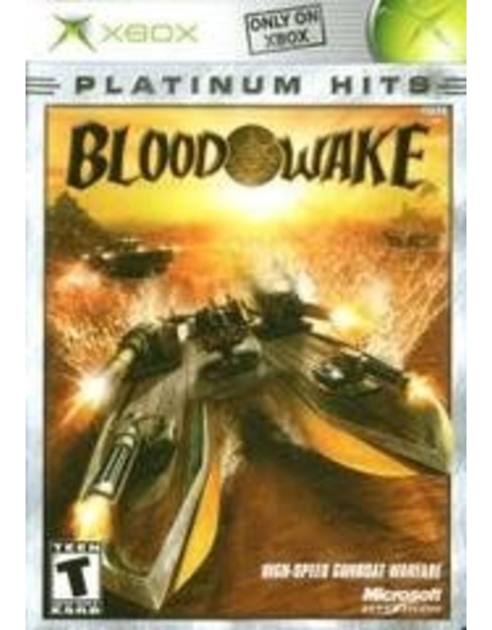 Xbox Blood Wake (Platinum Hits, CiB)