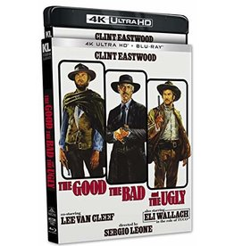 Film Classics Good The Bad and the Ugly 4K (Brand New)
