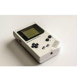 GameBoy Original Gameboy DMG (White, New Screen)